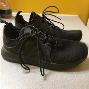 Adidas Blackout Tennis Shoes